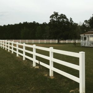 conway fence South Carolina fence company split rail fence